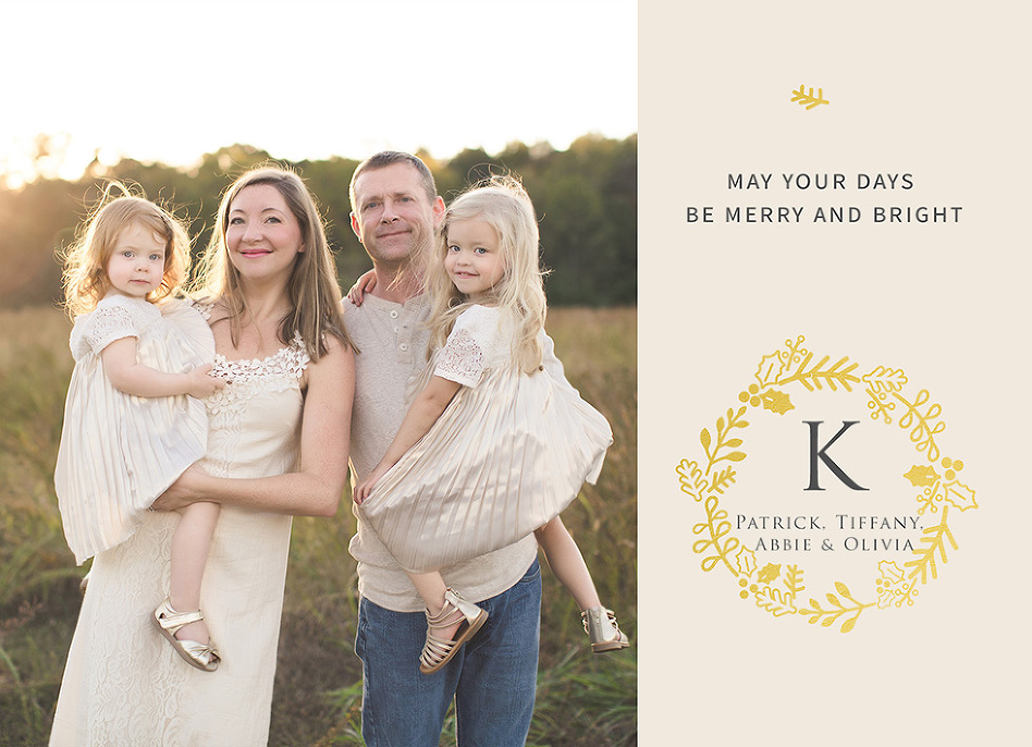 web Kelly Family 2015 card