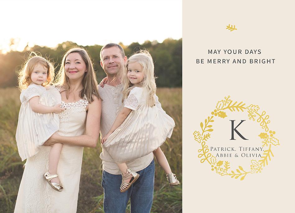 web Kelly Family 2015 card